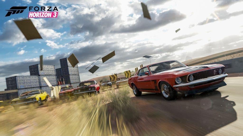 Forza Horizon 3 Classics Box SMash