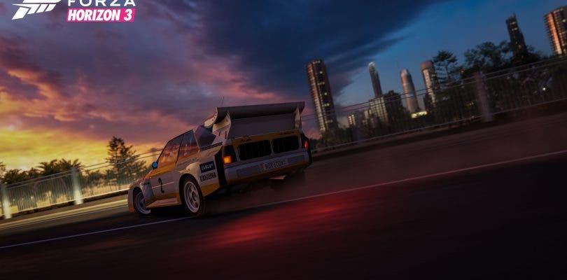 Forza Horizon 3 tendrá demo en PC, pero después del lanzamiento