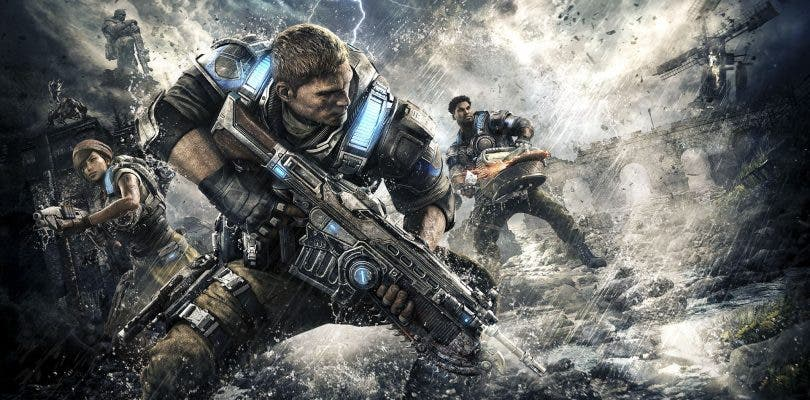 Gears of War 4 no tendrá parche para Xbox One Scorpio