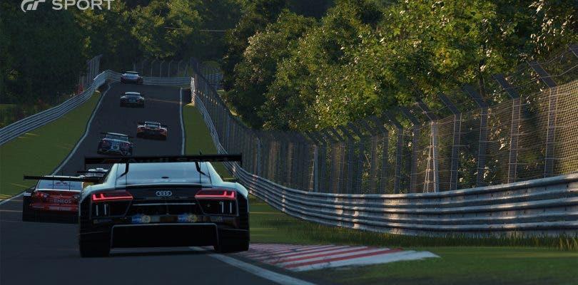 Sony muestra más minutos de Gran Turismo Sport