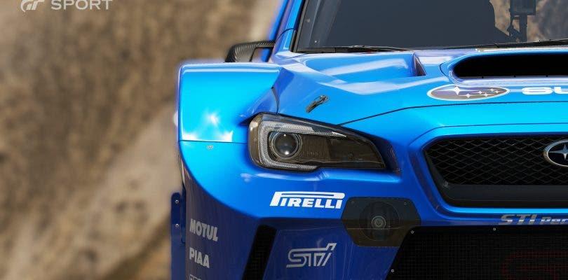 Descubre las carreras en Gran Turismo Sport en PS4 Pro en 4k