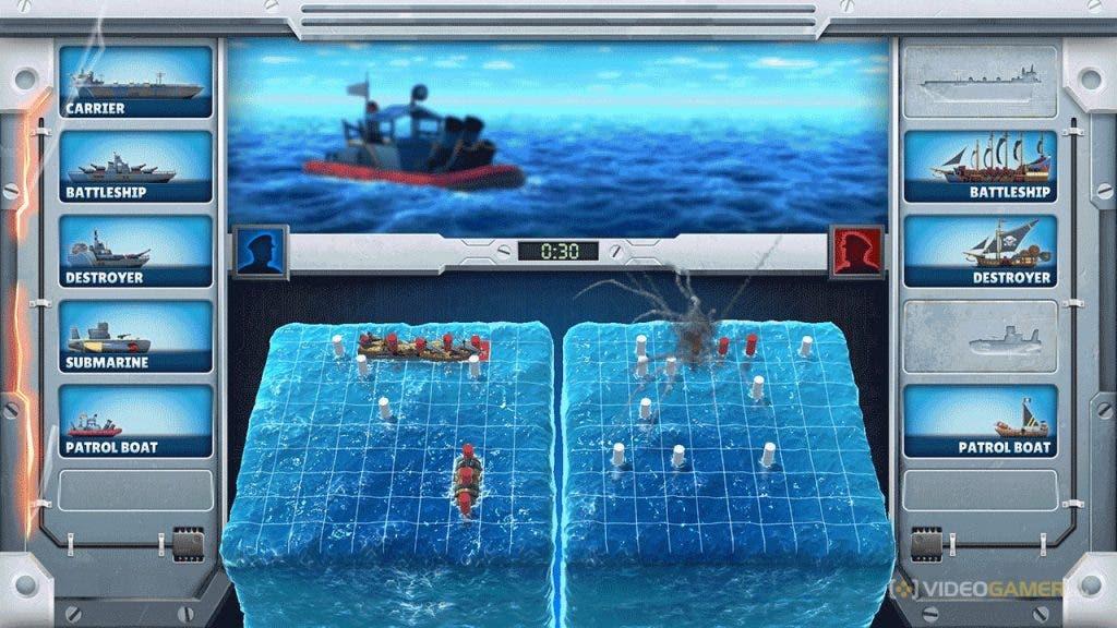 Hundir la flota 4