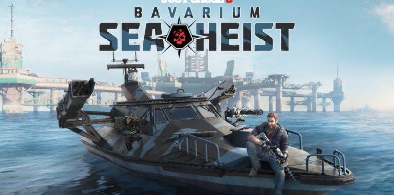 Bavarium Sea Heist, DLC de Just Cause 3 muestra nuevo tráiler