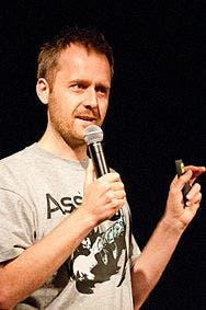 Marcin Iwiński, co-fundador de CD Projekt