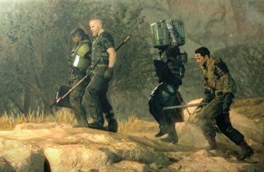 Acusan a Metal Gear Survive de reciclar mapas de MGS V