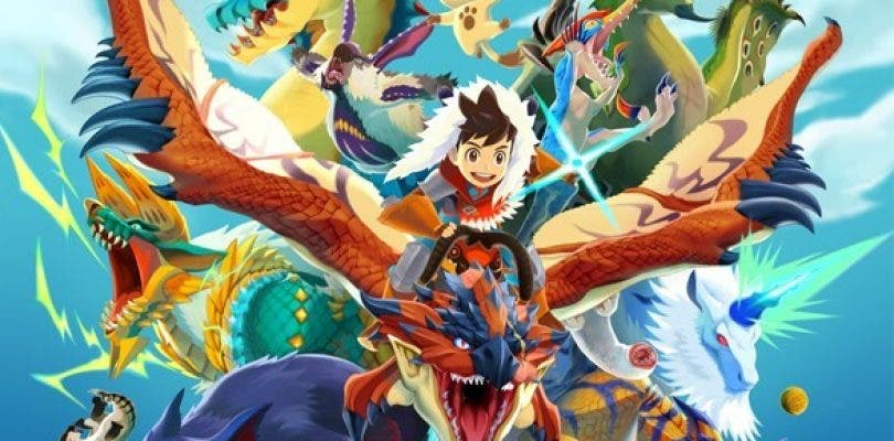 Segundo gameplay de Monster Hunter Stories y su sistema de batalla