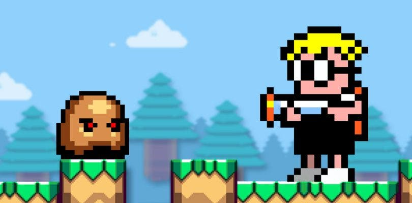 Mutant Mudds Collection tendrá soporte de captura de vídeo en Switch