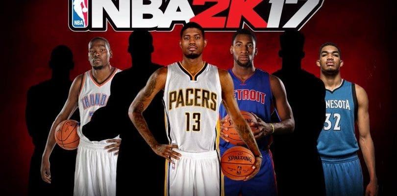 Comienza antes tu carrera en NBA 2K17 con el prólogo gratuito