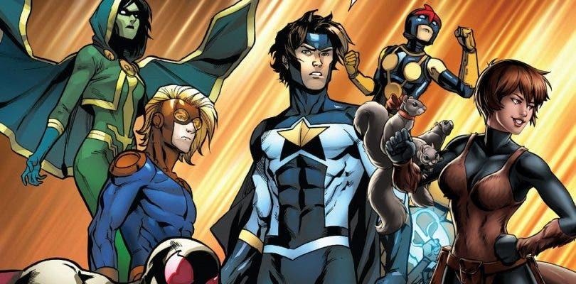 Marvel y ABC podrían crear la serie comedia de New Warriors
