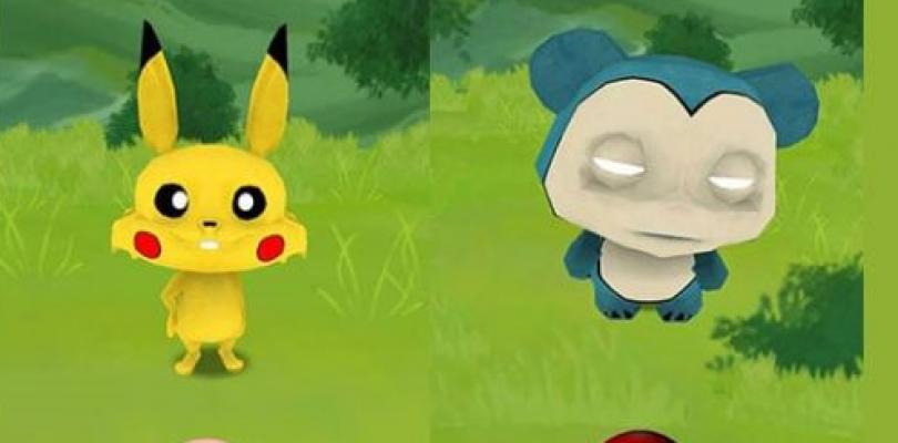 Aparece la primera copia de Pokémon GO