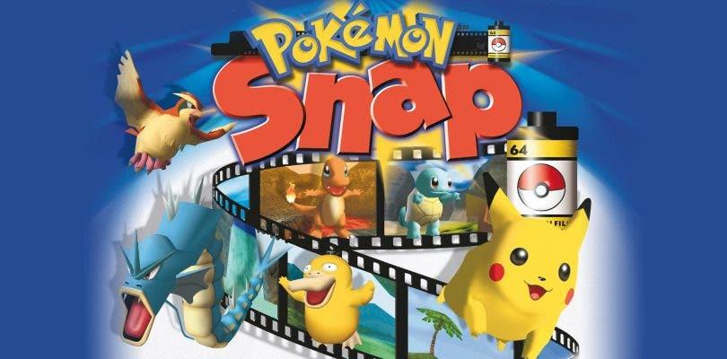Pokémon Snap ya está disponible en la consola virtual de Wii U