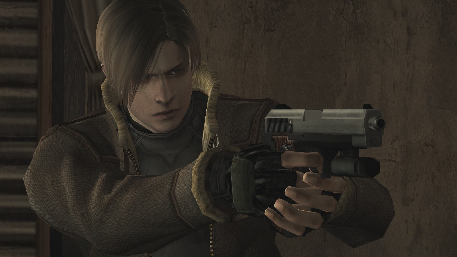 Imagen de Un jugador completa Resident Evil 4 con un 0% de precisión