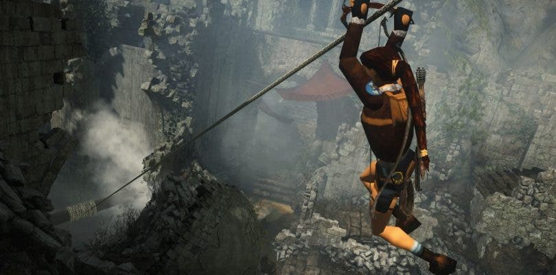 Rise of the Tomb Raider se luce en PlayStation 4 Pro
