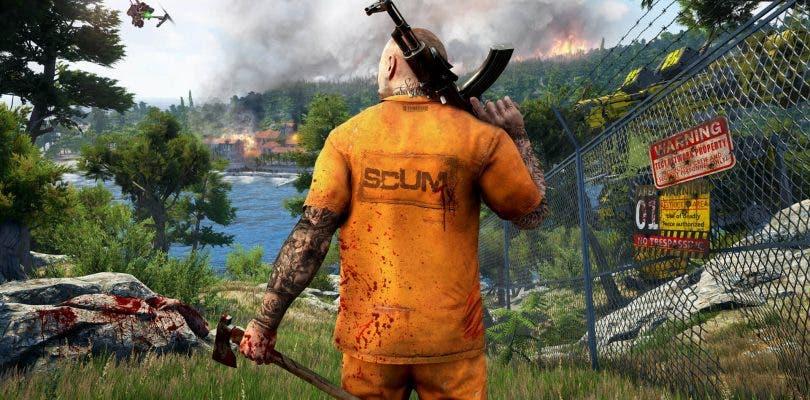 Presentado SCUM, un juego de supervivencia de Croteam