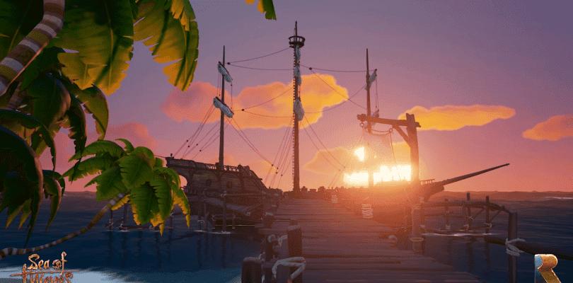 Sea of Thieves muestra su espectacular mundo en un nuevo vídeo