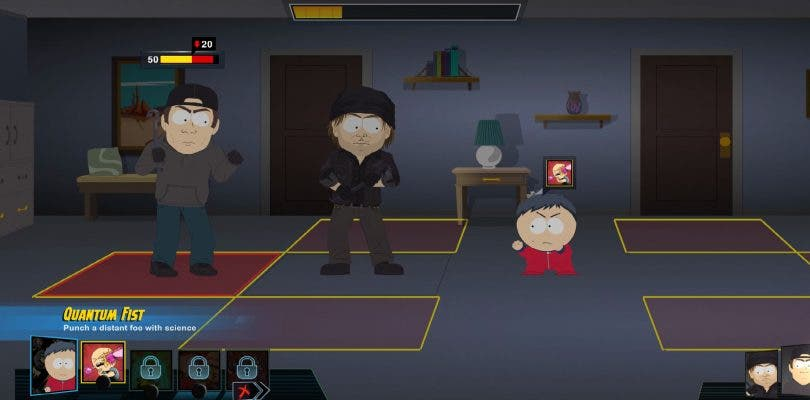 South Park: Retaguardia en Peligro muestra sus primeros 10 minutos