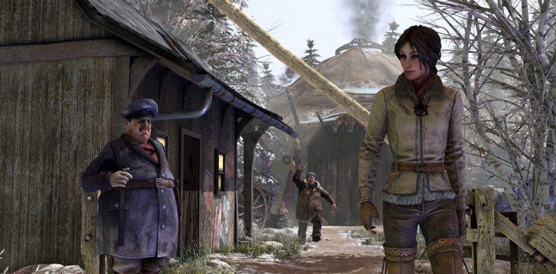 Se muestran en la Gamescom nuevas imágenes de Syberia 3