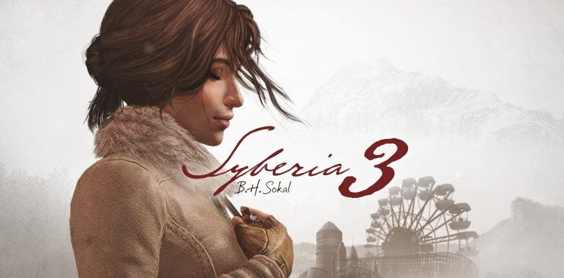 Syberia 3 sacará partido de Switch, PS4 Pro y Project Scorpio