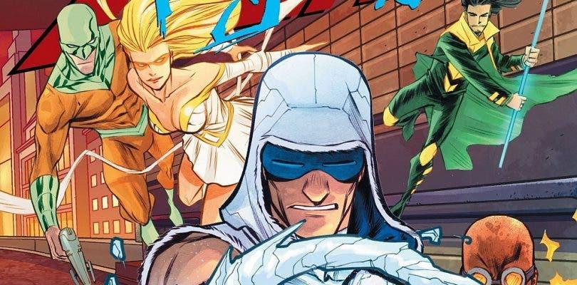 Revelados los posibles enemigos para la película de The Flash