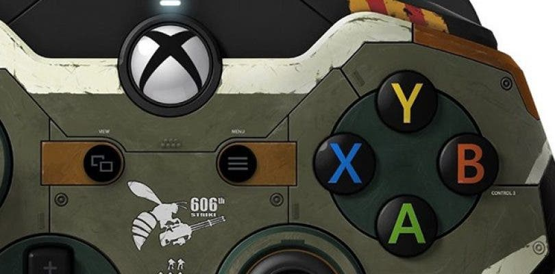Amazon muestra el mando de Titanfall 2 para Xbox One