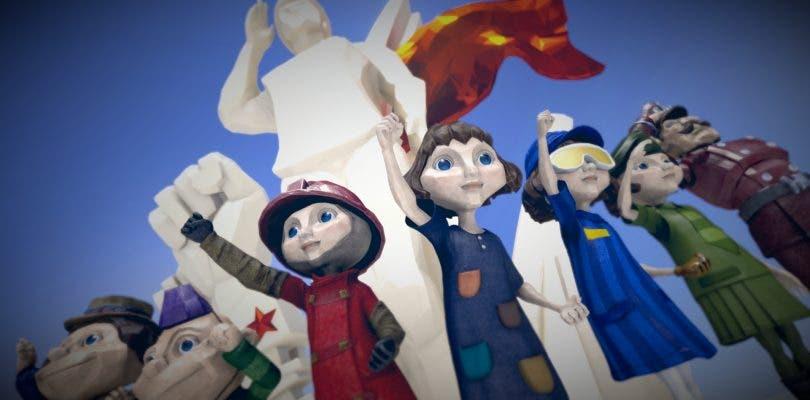 The Tomorrow Children estrena tráiler de lanzamiento