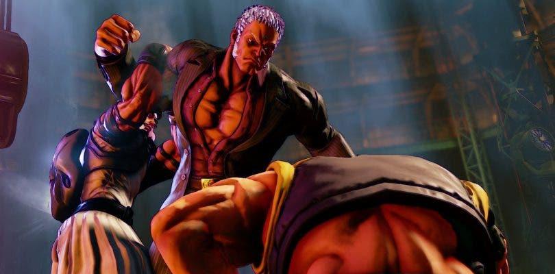 Nuevo vídeo de Street Fighter V mostrando a Urien