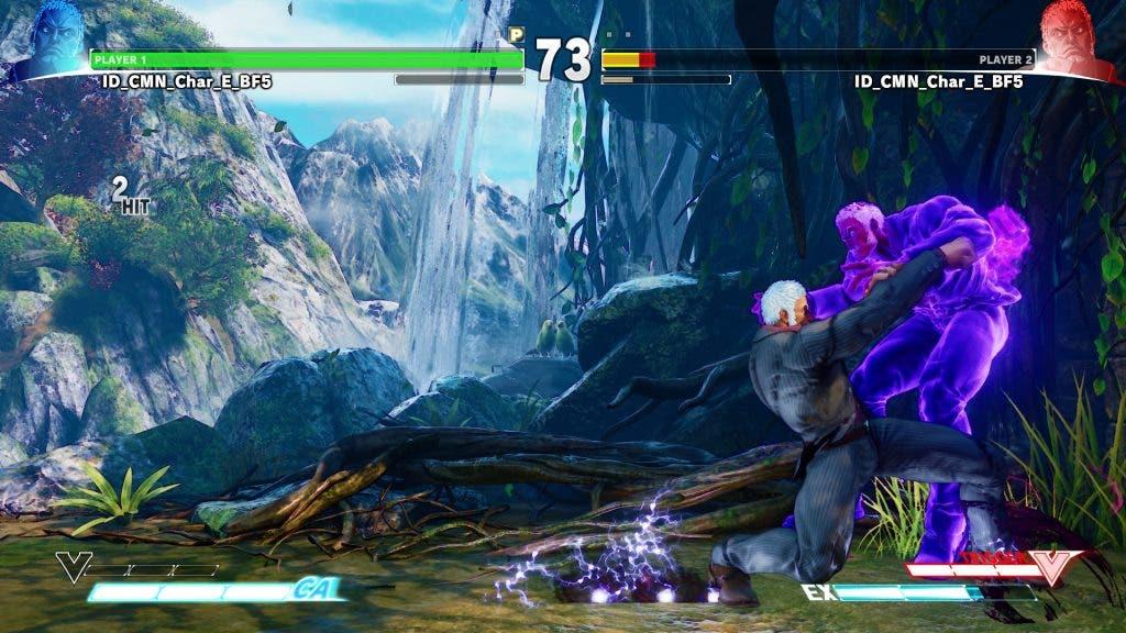 Urien Street Fighter V mod