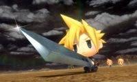 Ya disponible para su descarga la demo de World of Final Fantasy