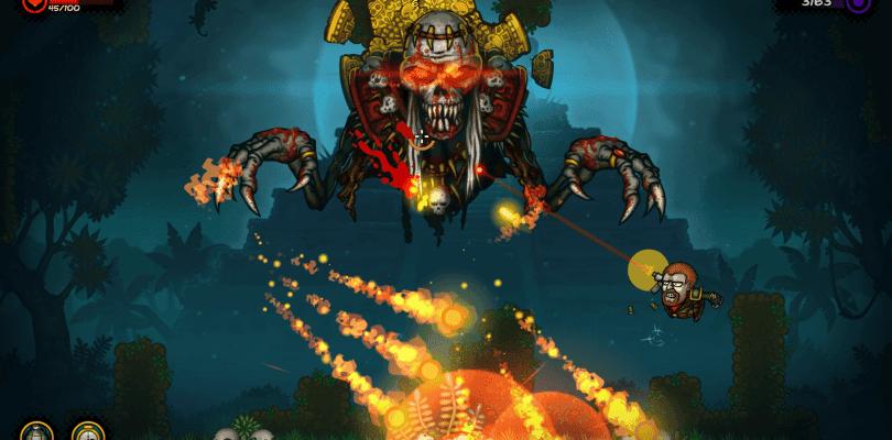 Badass Hero presenta su nuevo tráiler para la Gamescom