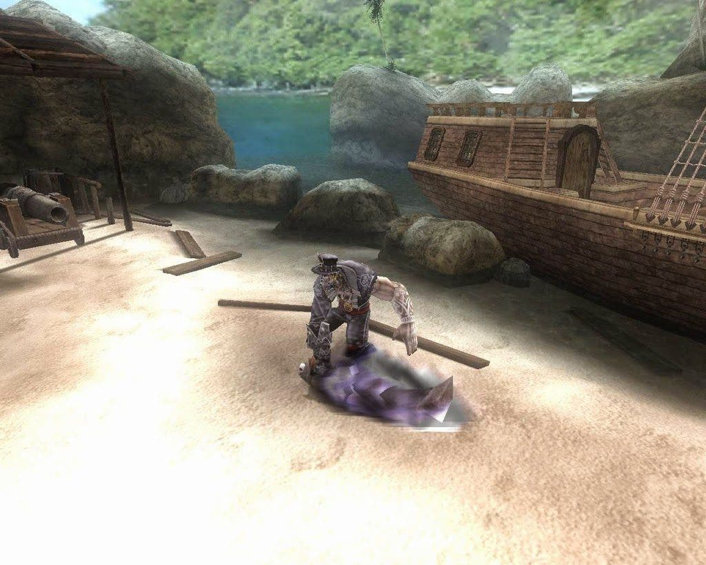 Black Buccaneer, Widescreen Games (2007)