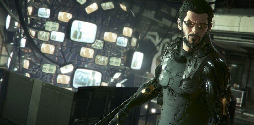Llega el primer parche a Deus Ex: Mankind Divided