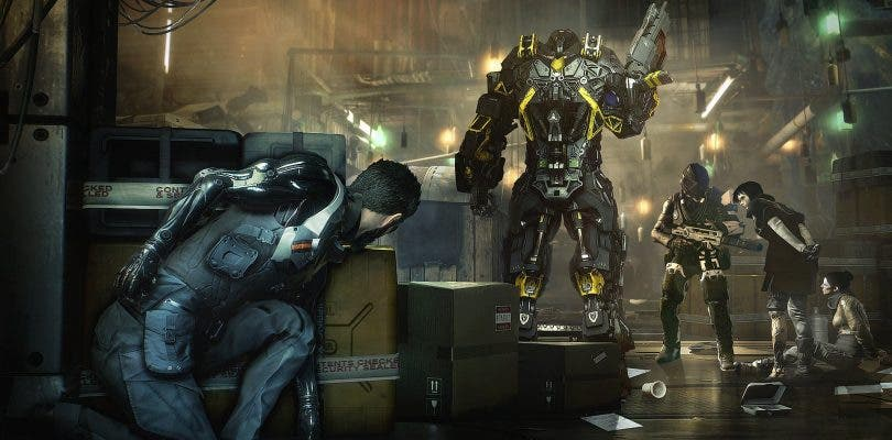 Detallado el Season Pass de Deus Ex: Mankind Divided