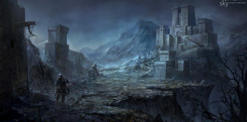 Filtrados artes conceptuales del primer DLC de Dark Souls III