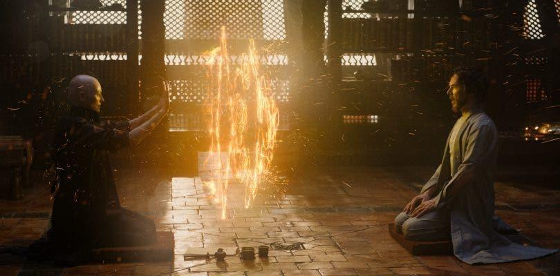 Nuevas imágenes en alta calidad de Doctor Strange