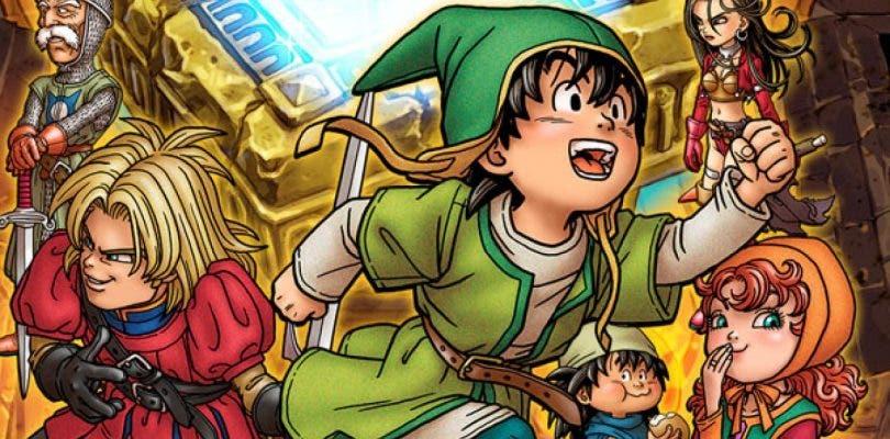 Échale un ojo a los nuevos tráileres de Dragon Quest VII