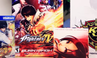 Unboxing de la edición Burn to Fight de The King of Fighters XIV
