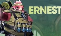 Se presenta Ernest el nuevo personaje de Battleborn