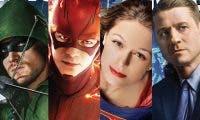 Primeras imágenes de los regresos de Flash, Arrow y Gotham