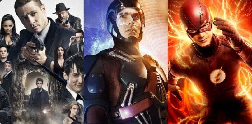 Fichajes en Legends of Tomorrow y The Flash, y promo de Gotham