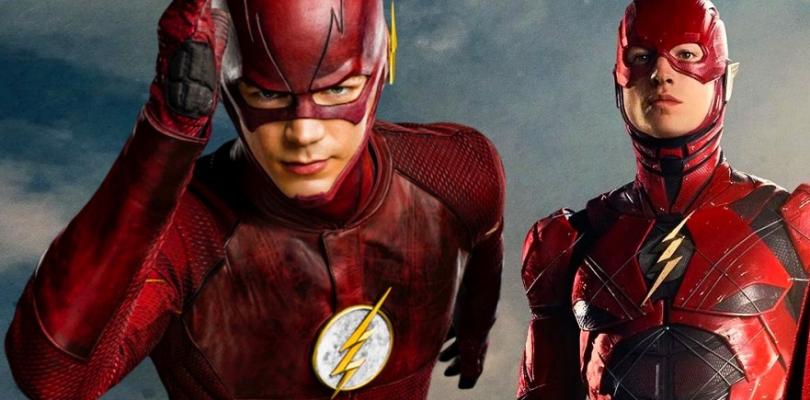 Ezra Miller comenta cómo sería un crossover con Flash de la TV