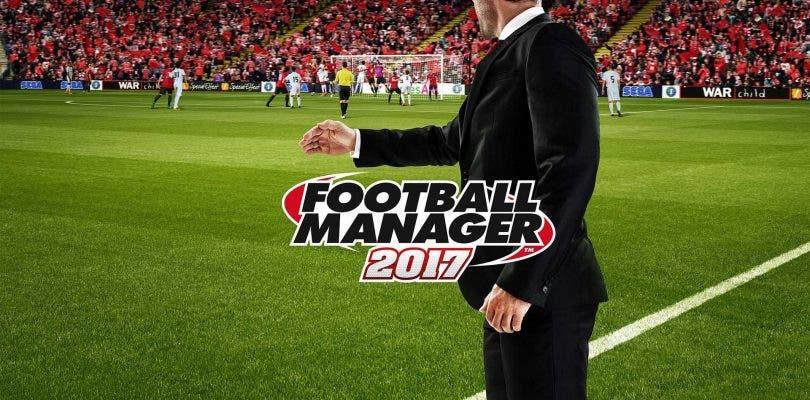 SEGA anuncia la fecha de salida de Football Manager 2017