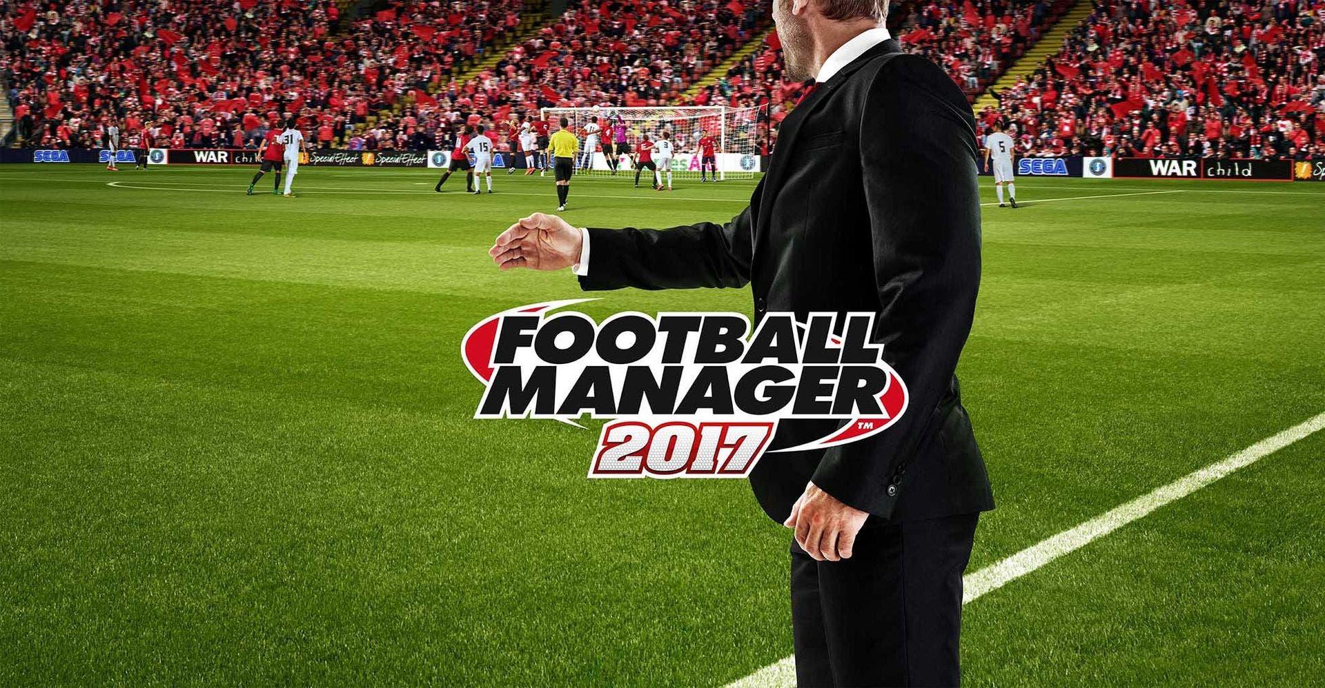 Imagen de SEGA anuncia la fecha de salida de Football Manager 2017