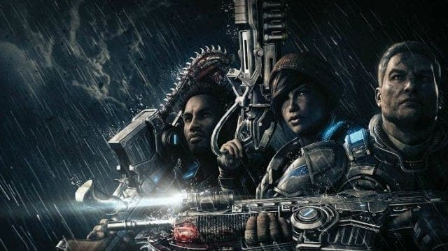 gears of war 4 personajes