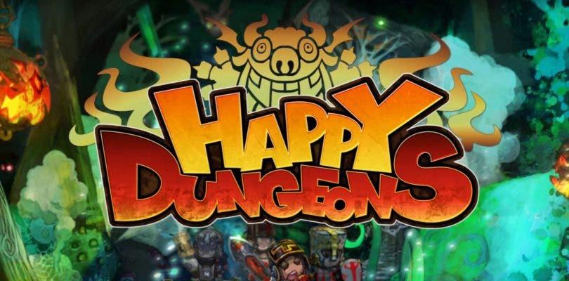 Happy Dungeons, nuevo juego de rol gratuito para Xbox One