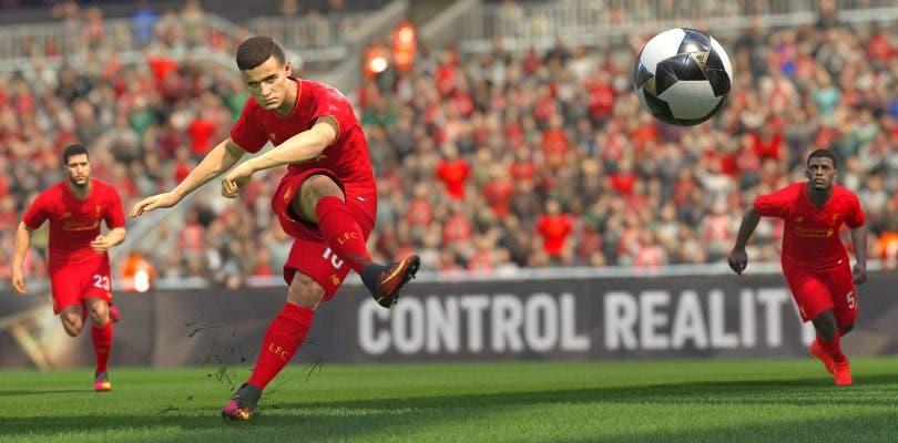 El Liverpool FC tendrá licencia oficial en PES 2017