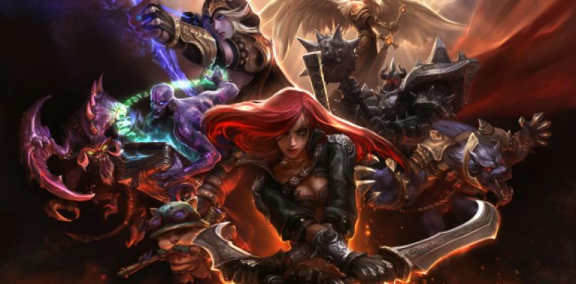 League of Legends podría llegar a la gran pantalla en un futuro