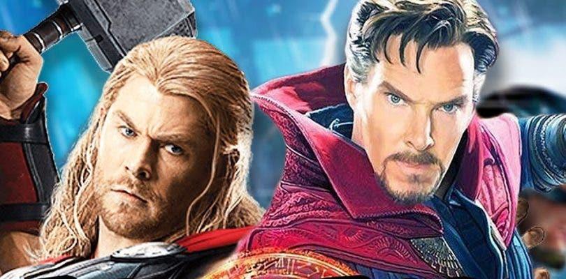 El Doctor Strange podría aparecer en Thor: Ragnarok