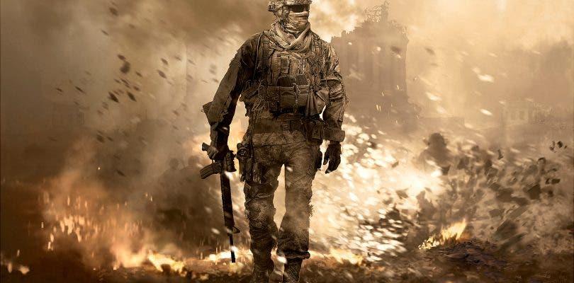 Modern Warfare 2 podría ser retrocompatible en Xbox One
