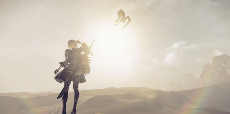 NieR: Automata se muestra en nuevas imágenes