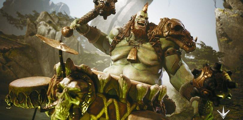 Narbash es el nuevo héroe que se presenta en Paragon